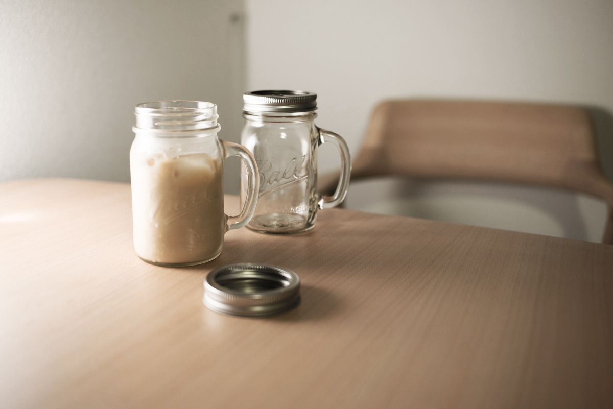 Ball Jar Mug